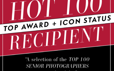 2016 Hot 100 Winner and ICON | Kansas City senior photographer