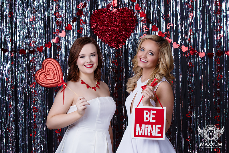 Happy Valentine's Day | Kansas City Senior Portraits
